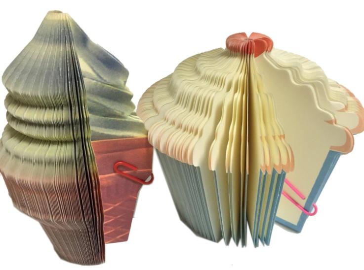 блокнот мороженое пироженое - ZenMarket