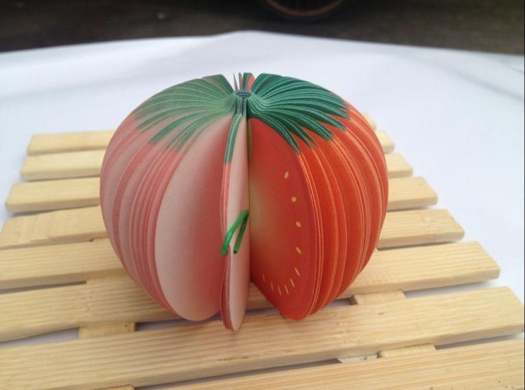 блокнот фрукт помидор - ZenMarket