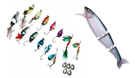Japanese lure sets for gifts