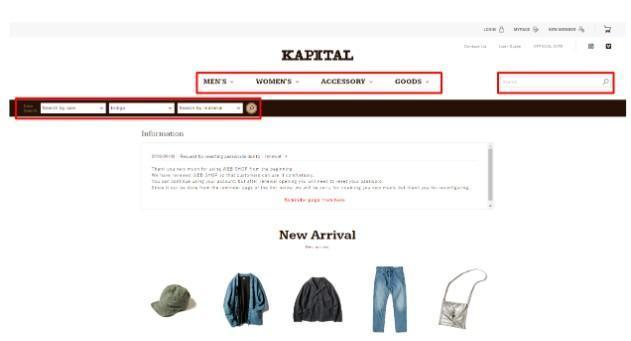 Buy from KAPITAL through ZenMarket!