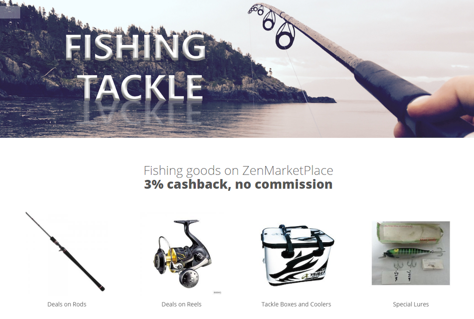 Browse Japanese Fishing Gear & Tackle