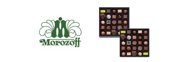 Valentines Chocolates from Morozoff