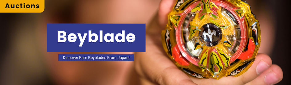 beyblade auctions