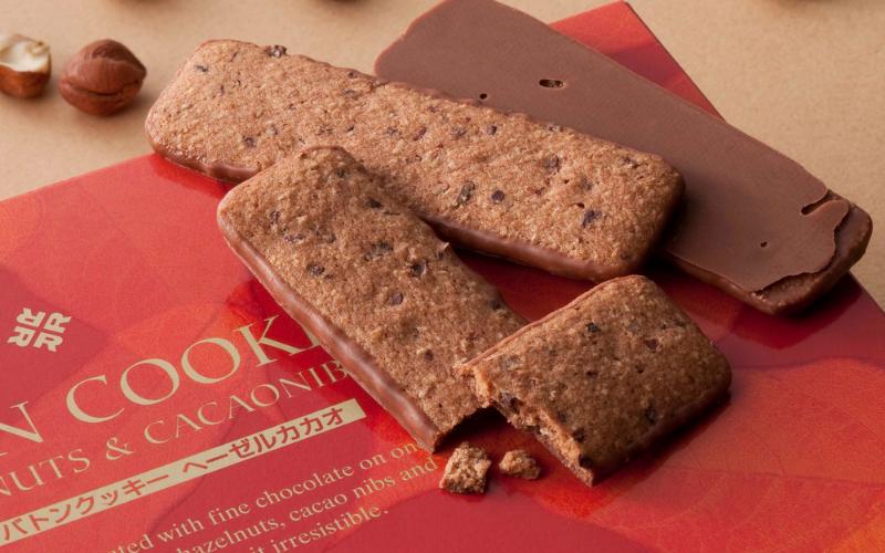 Royce Baton Cookies