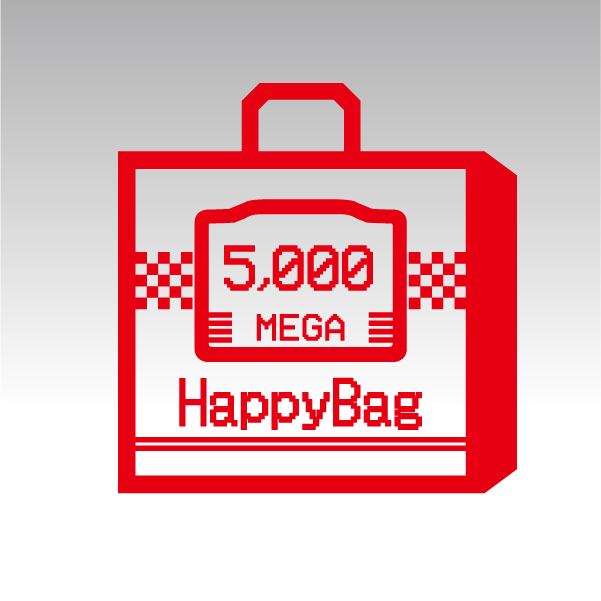 5,000 JPY SNK Happy Bag