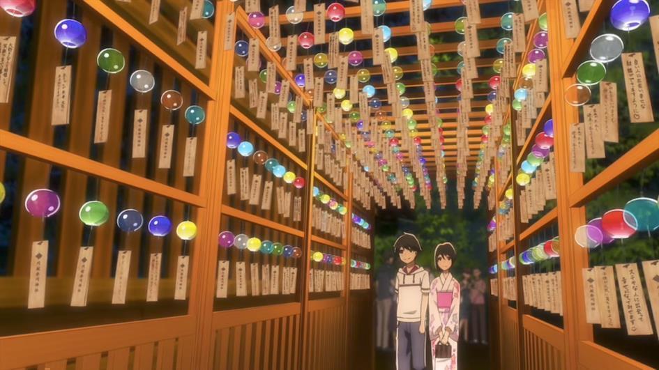 вітряний дзвіночок в аніме - zenmarket
