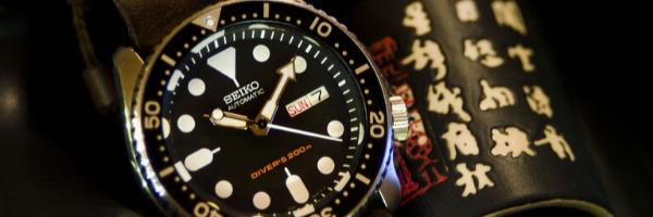 Покупайте японские часы Seiko через ZenMarket (Rakuten)