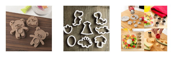 Shop Cookie and Sandwich Cutters on ZenMarket!