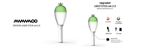 mamamoo's lightstick
