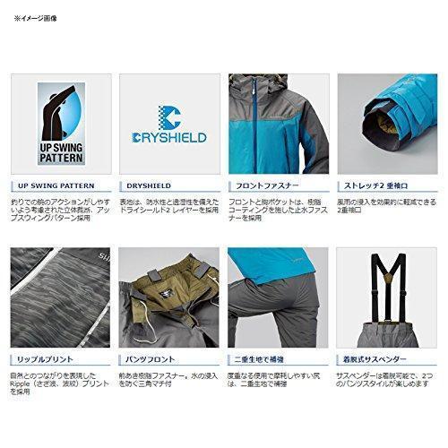 зимовий костюм Shimano DS advance warmsuit RB-025q