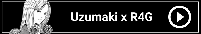 Uzumaki collaboration with R4G available on ZenPlus