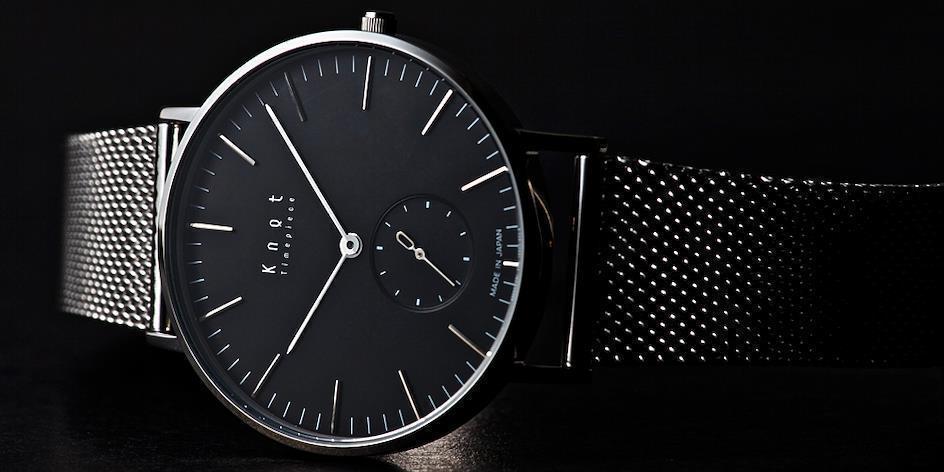 Купить часы Knot на ZenMarket (Rakuten)