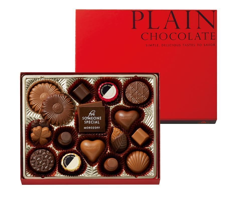 Mua sô-cô-la Morozoff cho ngày Valentine