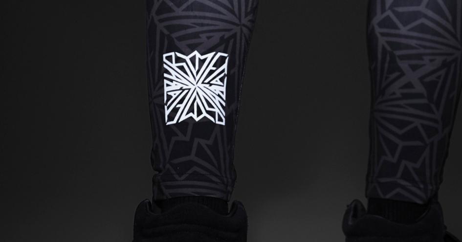 Babymetal's BMD fox apparel leggings on ZenMarket
