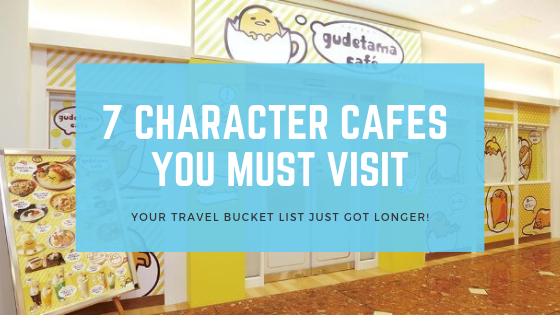 7 Character Cafes to Put on Your List in Japan - ZenMarket.jp - Japan Shopping & Proxy Service