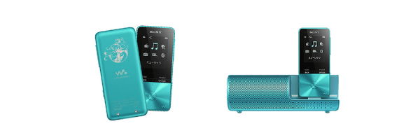 Buy Miku Sony Walkman and more Miku merchandise with ZenMarket!
