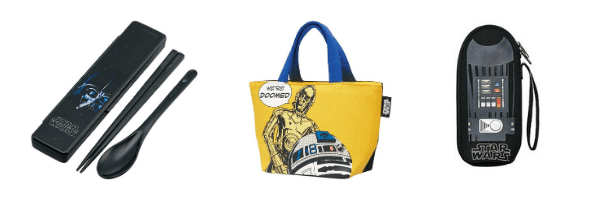 Shop Star Wars Bento Box Accessories on ZenMarket