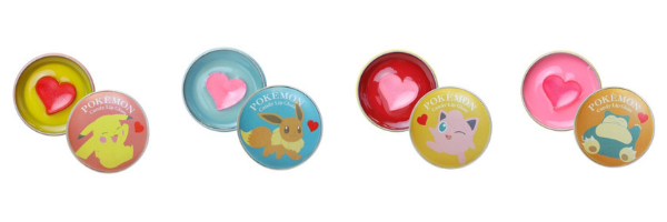 Pokemon Lip Balm Valentines Day