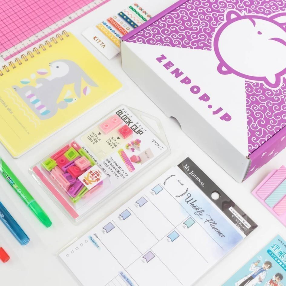 ZenPop's Stationery Pack
