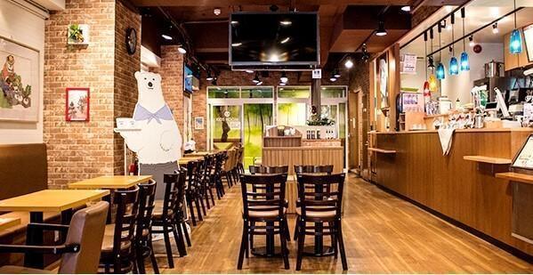 Shirokuma Cafe Tokyo
