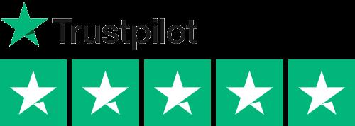 Calificacion de TrustPilot de ZenMarket
