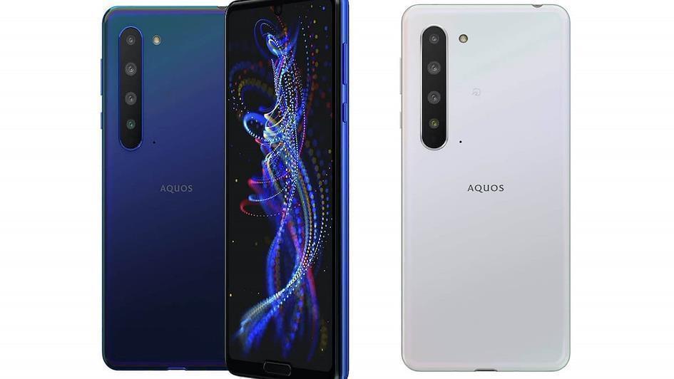 Купить AQUOS R5G на Kakaku через ZenMarket