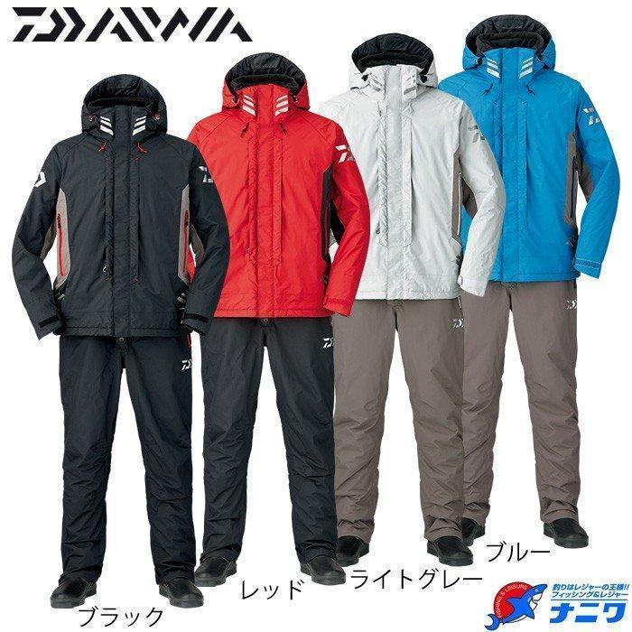 зимовий костюм DAIWA Rainmax hyper high loft wintersuit DW-3407