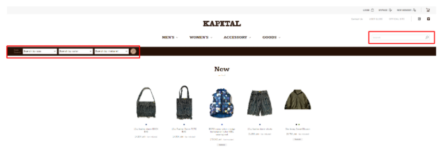 Buy Kapital Japan with ZenMarket!