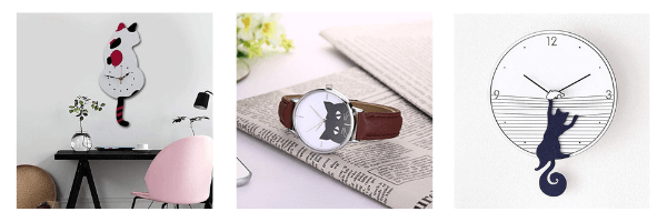 Shop Cat Timepieces on ZenMarket!