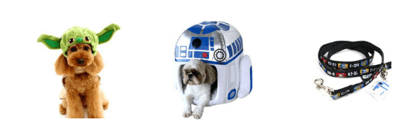Shop Star Wars Pet Toys and Accessories on ZenMarket