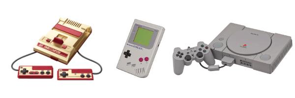 Buy the best retro gaming consoles with ZenMarket!