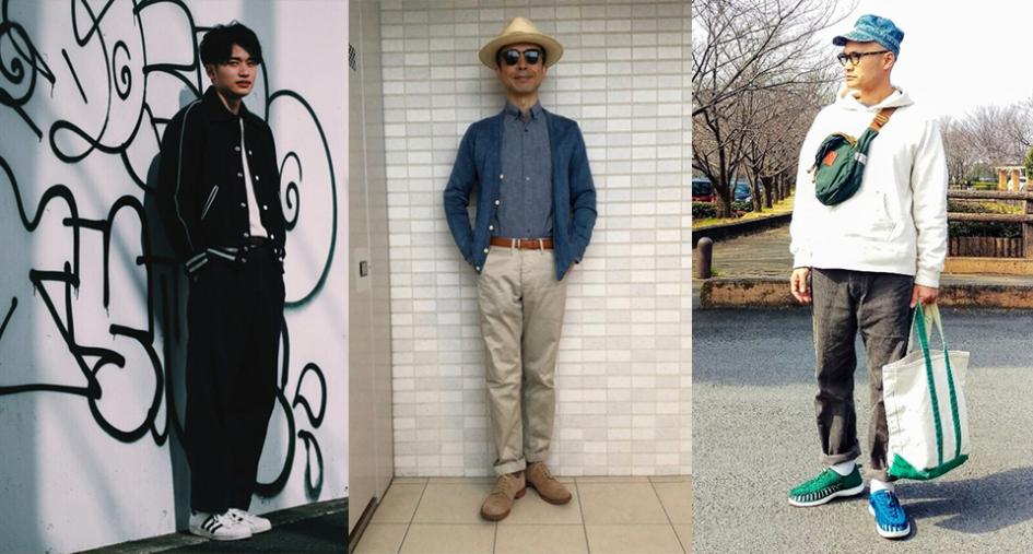 японські джинси Burgus Plus