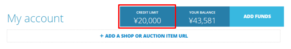 How To Use ZenMarket Credit System