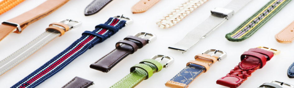 Japanese Knot Watch Straps