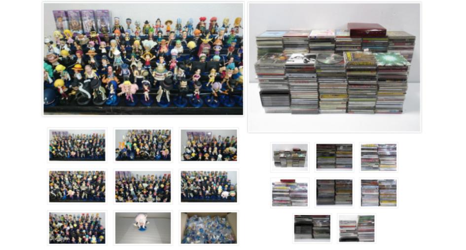 большие наборы товаров на аукционах яху - ZenMarket