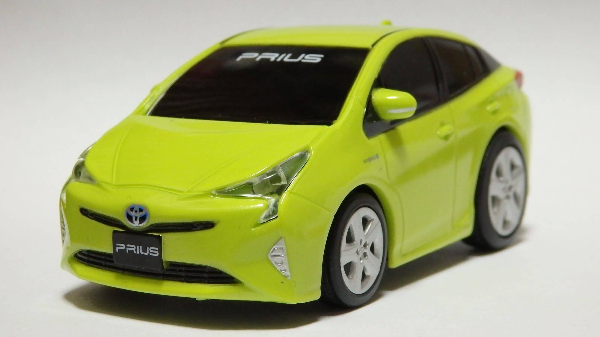 Mini Car model green - japanese proxy service - zenmarket