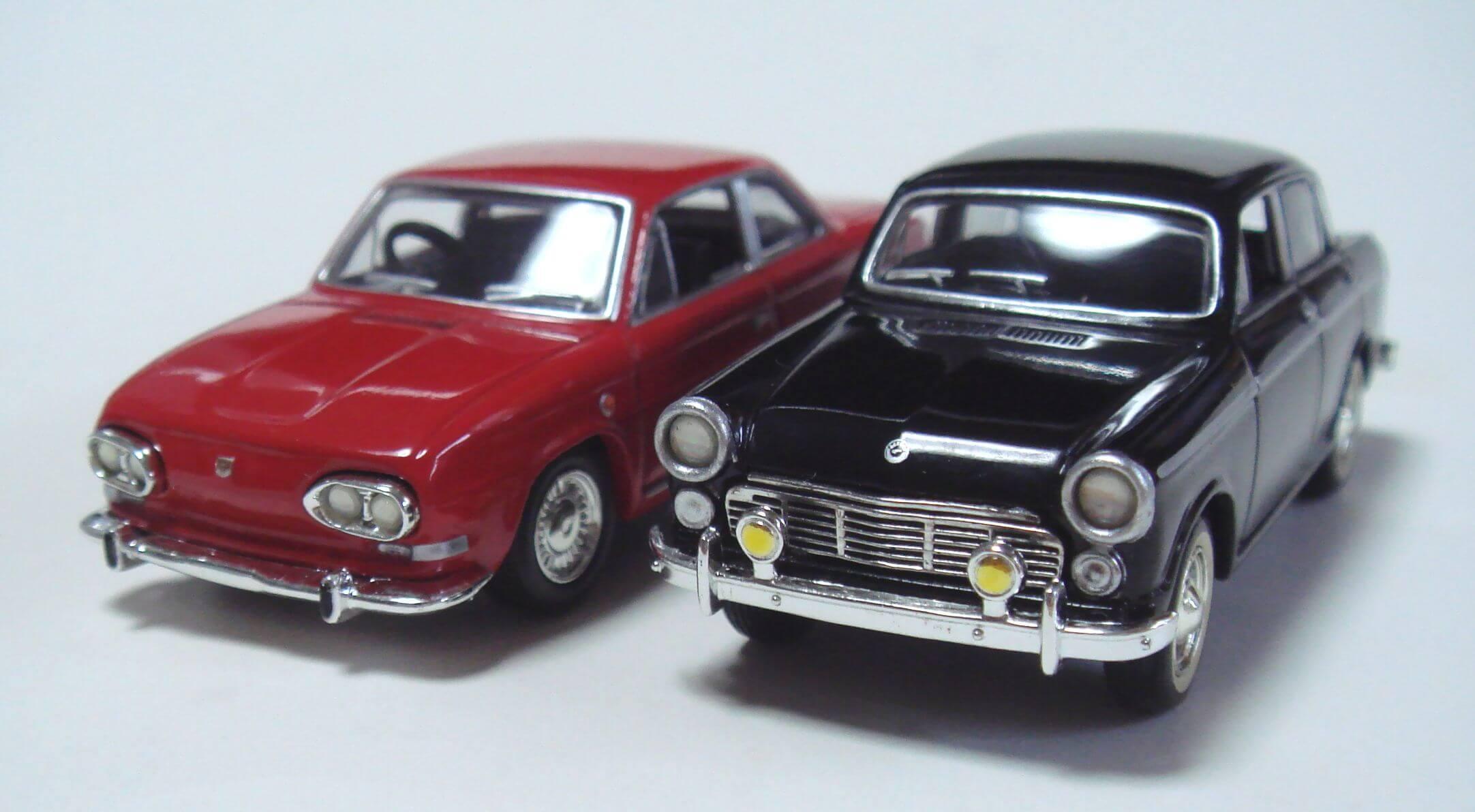 Mini Car model red - japanese proxy service - zenmarket