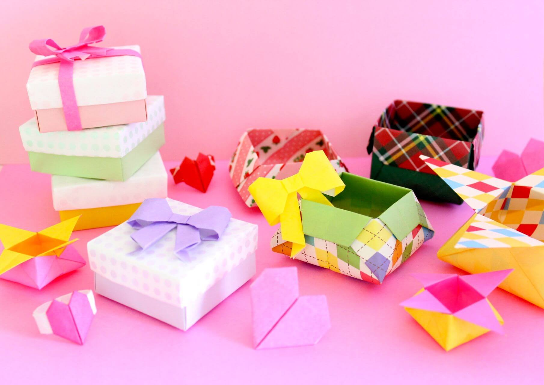 Ways to Use Origami