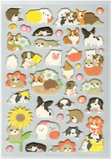 Dogs Stickers - Proxy Service - ZenMarket