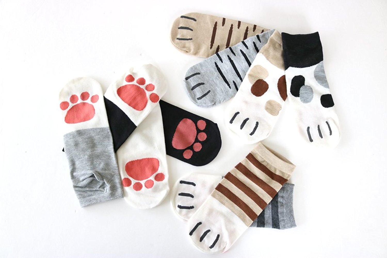 Cat's paw-pad socks available - Proxy Service - ZenMarket