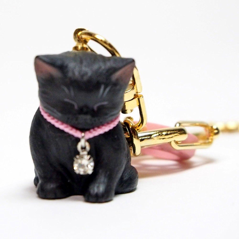 Necodon dozing cat keychain - Proxy Service - ZenMarket