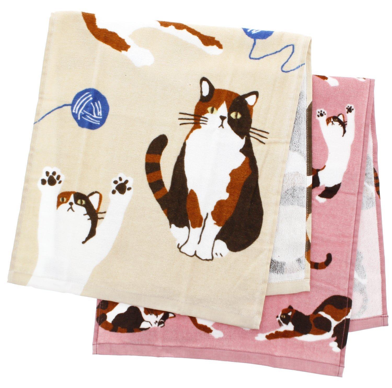 Friends Hill face towel Miyake-san desu - Proxy Service - ZenMarket
