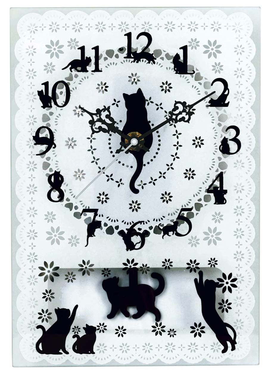 Cats clock - Proxy Service - ZenMarket
