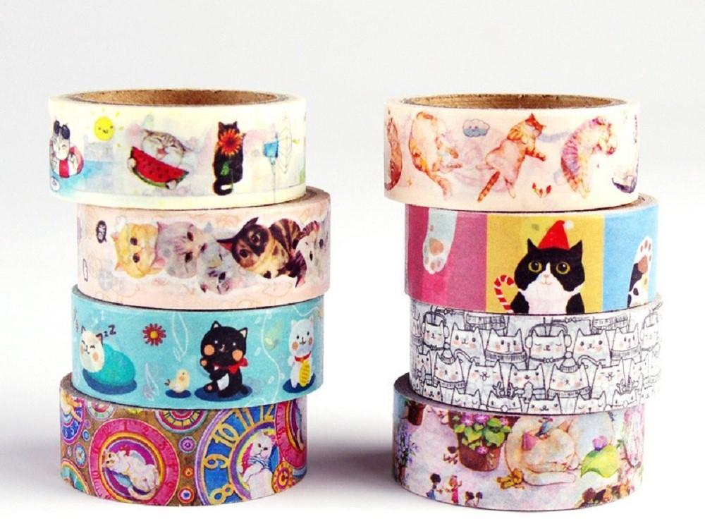 Cute cat pattern - Proxy Service - ZenMarket