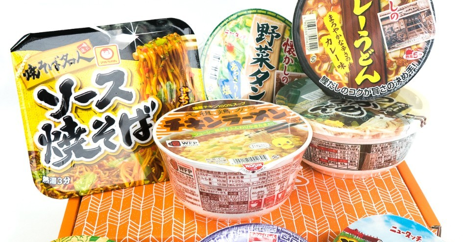 Japanese Ramen Packs - Zenpop