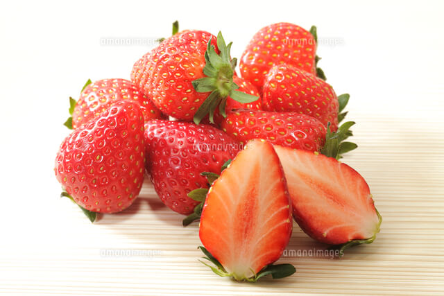 Japanese Strawberry Varieties - Tochiotome