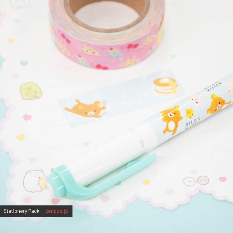 ZenPop's June Stationery Pack 3
