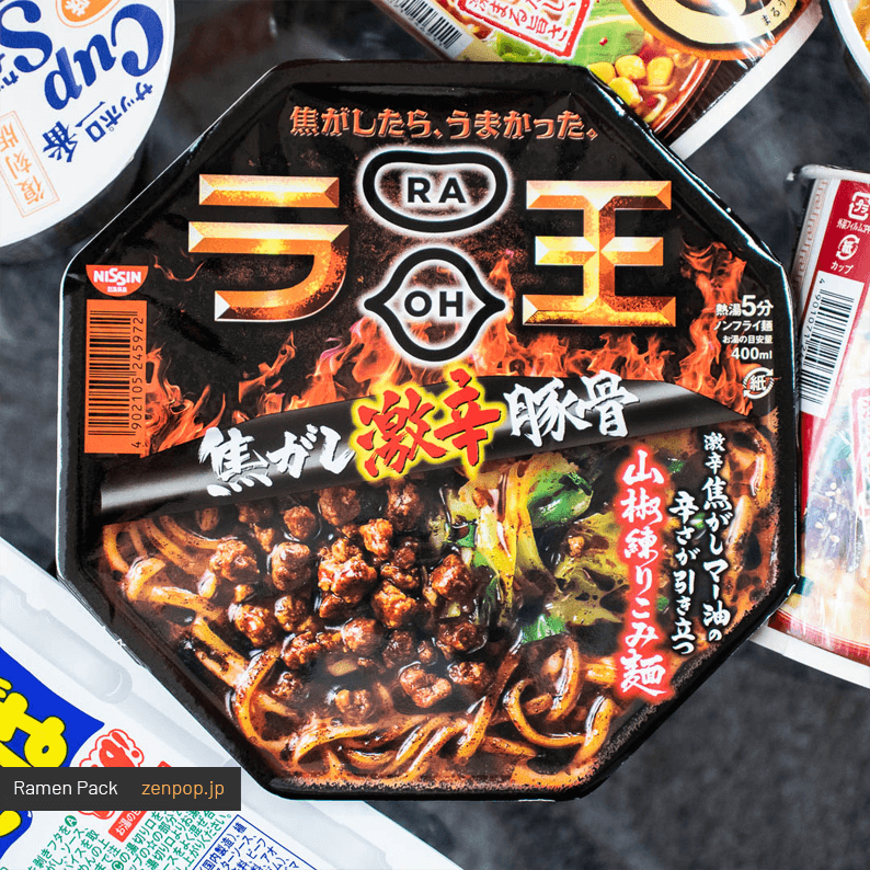 ZenPop's June Ramen Pack 2