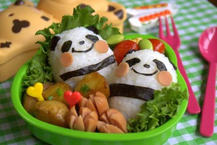 Japanese bento (lunch box)