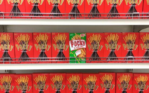 Pretz sometimes feels forgotten in a sea of Pocky